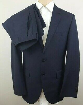 HUGO BOSS The Grand / Central US Lot of 2 Mens 2 Piece Suits Size 36 S W32 X 28