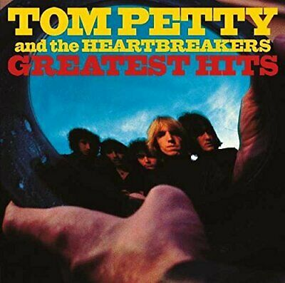 Tom Petty & The Heartbreakers Greatest Hits remastered 180gm vinyl 2 LP NEW/SEAL