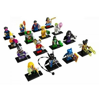 LEGO 71026 new - MINIFIGURES - DC SUPER HEROES SERIES (serie completa 16 persona