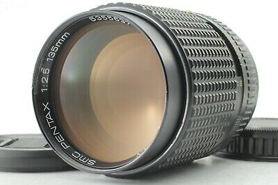 【 Quasi Mint 】 Smc Super Multi Rivestito Pentax 135mm F/2.5 Pk K Supporto Da
