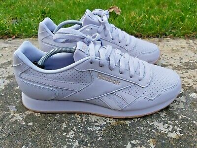 Reebok Royal Glide SIze 10.5 UK EU 45 Mens Classics Trainers Grey Leather NEW