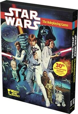 Star Wars Role-Playing Game 30th Anniversary Edition RPG