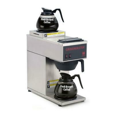 Grindmaster - CPO-2P-15A - Pourover Coffee Brewer w/ 2 Warmers