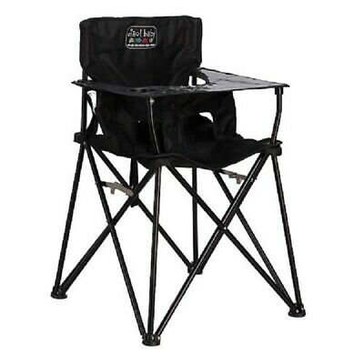 CIAO! Baby High Chair Folding with Tray Portable Toddler Camping Travel NEW