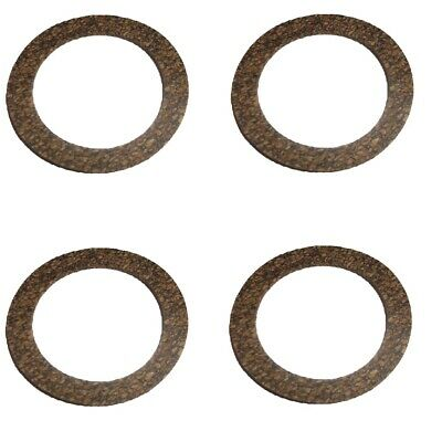 Lot of 4 Massey Ferguson 50 65 150 165 175 Tractor Sediment Bowl Gasket 12081G