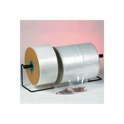 """Poly Tubing, 4 Mil, 34"""" x 1075', Clear, 1/Roll"""