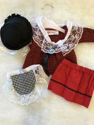 St Davids Day Traditional Welsh costume Babies / Toddlers
