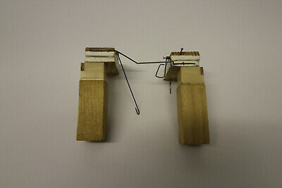 Cuckoo clock spares bellows used but working with wires 30 hour
