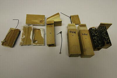 Cuckoo clock spares bellows used with wires 30 hour PARTS ONLY