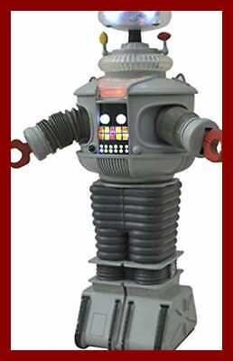 Lost In Space Electronic Lights & Sounds B9 Robot Figure FREE SHIPPING
