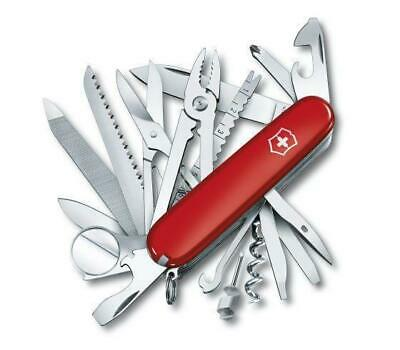 36110 Victorinox Champion 33 Functions Red Swiss Army Pocket Knife