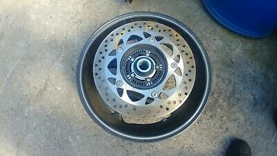Jante Disque Couronne Arriere Rear Wheel Disk Yamaha Tmax T-Max 530