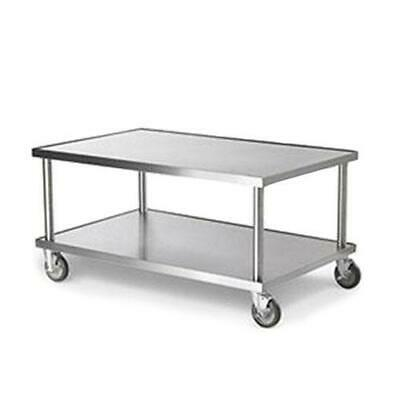 Vollrath - 4087948 - 48 in Heavy Duty Equipment Stand w/ Caster