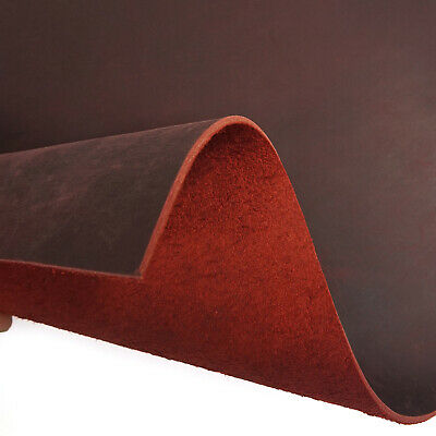 30x30cm Leather Pieces Crazy Horse / Veg-Tanned Cowhide Upholstery Leathercraft