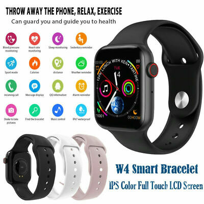 Original Smart Watch Heart Rate Blood Pressure Fitness Tracker For iOS Android*