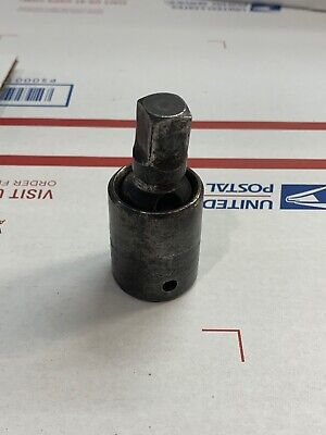 "Snap On 1/2"" Drive Universal Impact Swivel Adapter Socket IP80D"