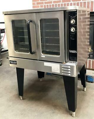 Southbend Slgs/12Sc Bakery Restaurant Equipment Full Size Gas Convection Oven