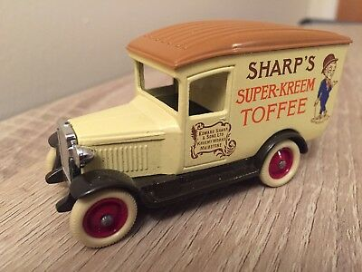 Lledo Sharps Super Kreme Toffee Maidstone Chevrolet Van S T 2 75 Picclick Uk