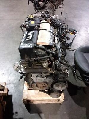 Engine 1.6L Convertible Fits 02-08 MINI COOPER R50