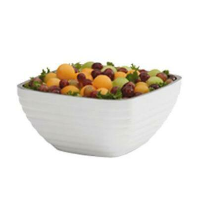 Vollrath - 4763250 - 1.8 qt Pearl White Serving Bowl