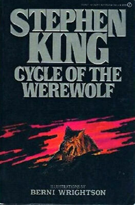 Stephen King Cycle of The Werewolf (Silver Bullet) Trade Paperback 1st Edition
