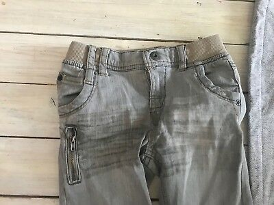 2xTrousers Skinny Jeans Next Vertbaudet 7-8 Years VGC