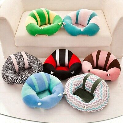 Cotton Baby Infant Support Seat Soft Chair Car Cushion Sofa Plush Pillow Pad Toy