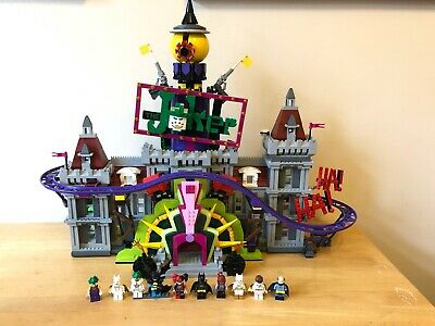 LEGO The Batman Movie - The Joker Manor Set - 70922 - 100% complete