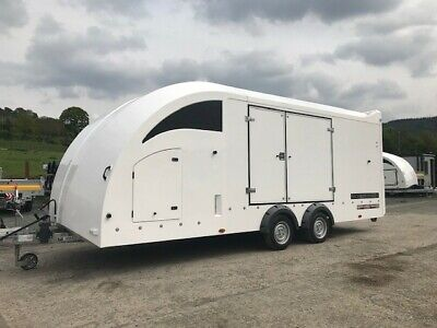 Brian James Race Transporter 5 - IMMACULATE