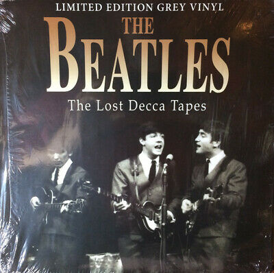 The Beatles - The Lost Decca Tapes (Grey Vinyl LP) CPLVNY014