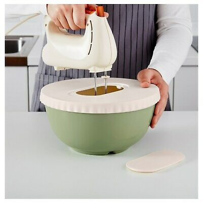 IKEA 4 Litre Mixing Bowl with Lid