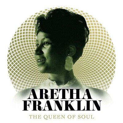 Aretha Franklin The Queen Of Soul CD New 2018