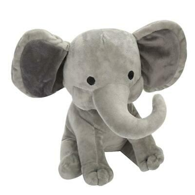 23cm Cute Elephant Plush Toys Kids Baby Sleeping Animal Stuffed Toy Gifts