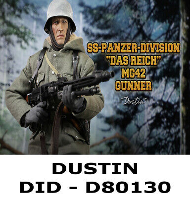 Mask Canister for DID D80130 MG42 Machine Gunner Dustin 1//6 Scale Action 12/'/'