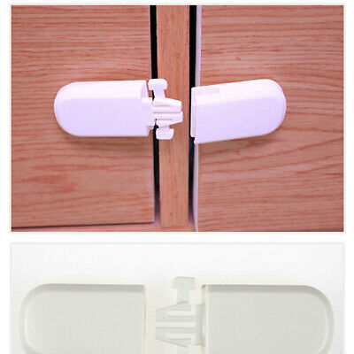 Child Safety Baby Proofing Locks for Cabinets Drawers Fridge Toilet Seat SL