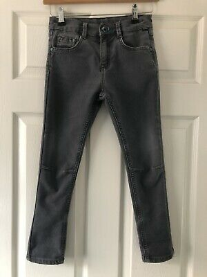 Boys TED BAKER Grey Jeans Age 8 Years *WOW*
