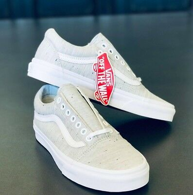 Womens Grey Skate Shoes Vans Old Skool Speckle Jersey Grey Womens Shoes Grey D Treads