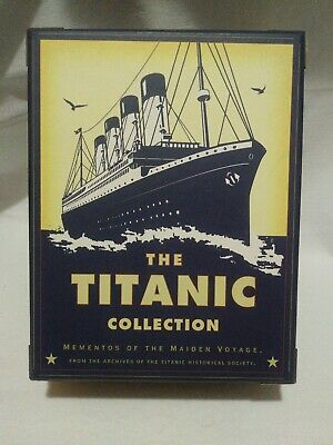The Titanic Collection Mementos Of The Maiden Voyage. B31