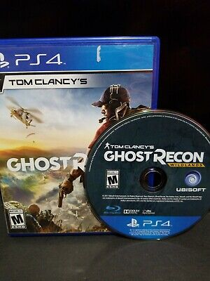 Tom Clancys Ghost Recon Wildlands PS4 PlayStation 4