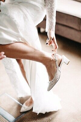 LK bennet jenny Packham Bride Shoes