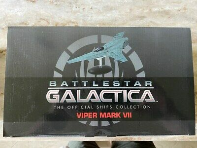 Eaglemoss Battlestar Galactica Viper Mark VII EMBSG06 NEW!!!