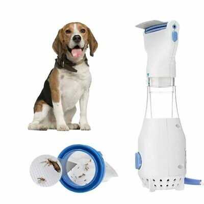 Head Lice Removal Pet Cleaning Electric Brush Comb Capture Fleas Tool for Dogs Cats Enjoyfeel Pet Flea Comb