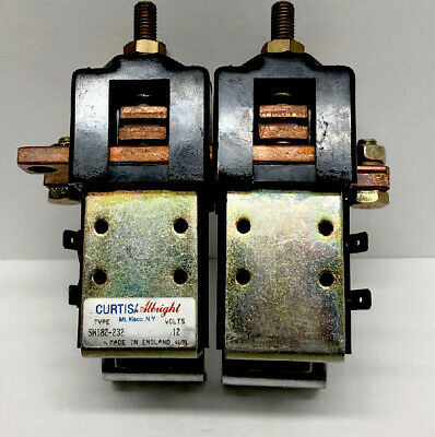 Curtis / Albright SW182-232 Reveese Contactor