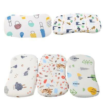 Infant Baby Newborn Pillow Cushion Prevent Flat Head Sleep Nest Pad SL