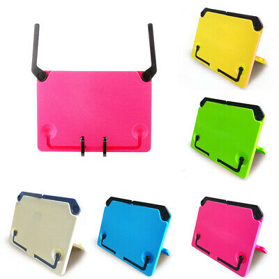 Foldable Music Stand Holder Orchestral Conductor Sheet Durable Bookstand ABS