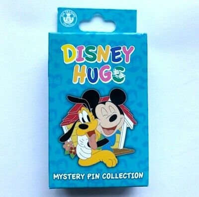Disney Hugs Mystery Collection Pin Box (2 Pins In Box)