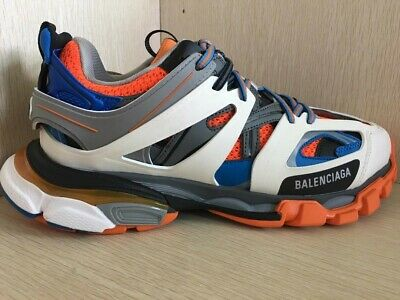 BALENCiAGA TRACK Street Style Collaboration Sneakers by