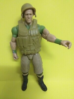 Wwe John Cena Creation Mattel Action figure Very Good Condition