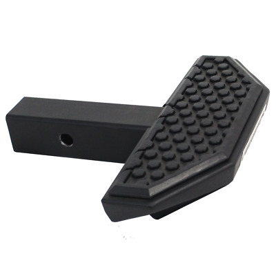Go Rhino HS3012T SUV Truck Hitch Step for 2-Inch Receiver Hitch, Textured Black