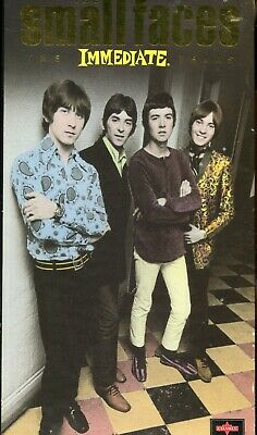 The Small Faces / The Immediate Years - 4 CD Box Set & Booklet